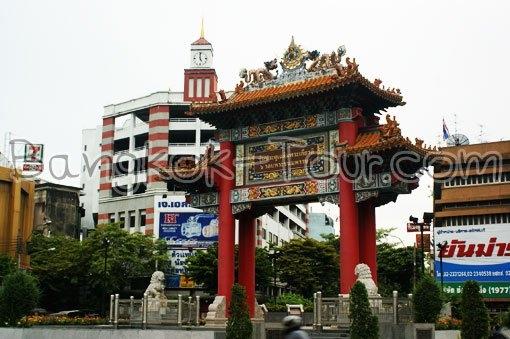 China Town Bangkok or Yaowarat