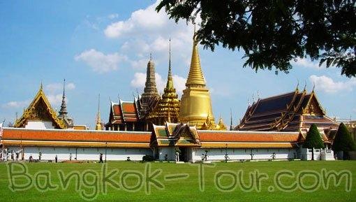 Bangkok Visite