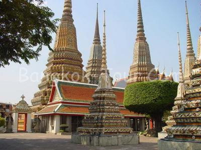 Bangkok Tour Temples & City